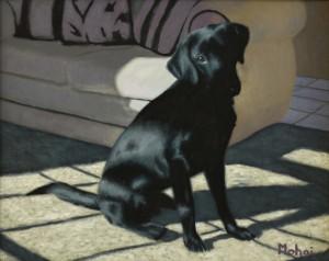 Laurian Mohai, Murphy, oil, 16 x 20.