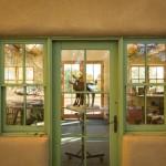 Star Liana York's studio in Abiquiu, NM.