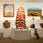 The Tucson Desert Art Museum features fine art and artifacts of the Southwest.