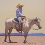 Glenn Dean, Mid Day Sun, oil, 16 x 20.