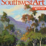 Southwest Art June 2011 cover | Plein Air Painting