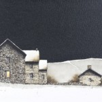 Jeremy Browne, After Hours Study, acrylic, 8 x 12.
