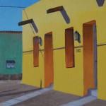 Ginger Bowen, #382, acrylic, 10 x 10.