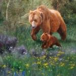 Mark Kelso, The Adventurer, oil, 30 x 24.