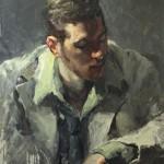 Suzie Baker, Work-A-Day, oil, 20 x 16.
