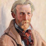 Ernest L. Blumenschein, Portrait of Sheldon Parsons, oil, 20 x 16. Estimate: $100,000-$200,000.