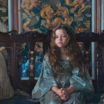 Sandra Kuck, If by RK, oil, 36 x 44.