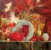 crimson_teapot_and_poppies_laura_robb