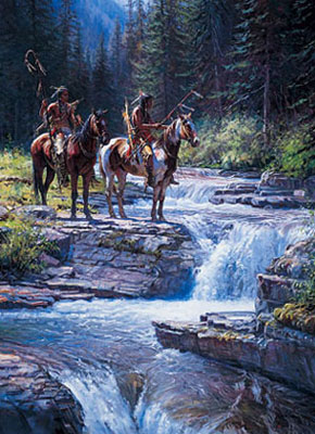 When Water Speaks by Martin Grelle