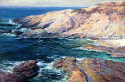 Incoming Tide by Guy Rose