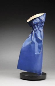 Kevin Box, Lazuli's Dress, 20 x 8 x 9.