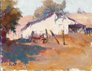 The Old Rossi Ranch by Nancy MacDonald