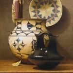 Pueblo Ceremonies, Acrylic, 20x16