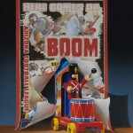 Here Comes Da Boom by Lee Alban