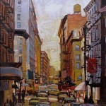Urbanscape in Colors by Jim Beckner.
