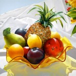 Fruit Bowl by Ora Sorenson