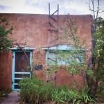 P.A. Nisbet's studio in Santa Fe, NM.
