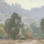 Griffith Park, oil.