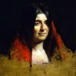 Fernanda, oil, 17 x 14.