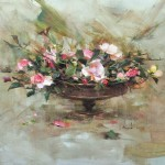 A Dish of Roses