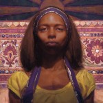 Ashanti, oil, 30 x 20, by Scott Burdick