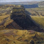 Umatilla Rock by George Carlson