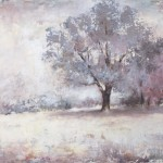 Tracey Lane, After the Snow, acrylic, 30 x 40.