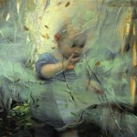 Stanka Kordic Boundless, oil, 30 x 36.