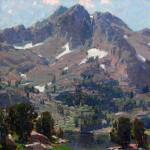 Edgar Payne, Sierra Scene, oil, 29 x 29, George Stern Fine Arts.