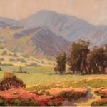 Debra Huse, Spring Serenade, oil, 16 x 20.