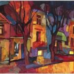Five to Midnight by Larisa Aukon