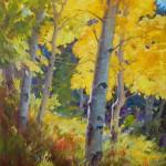 J. Chris Morel | Canyon Shadows, oil, 30 x 40.