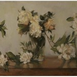 Gardenia Frieze by Linda Tracey Brandon
