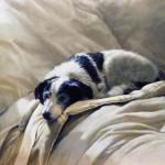 Bonnie Marris, Clean Linen, oil, 16 x 20.