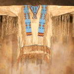 Brulé Sioux War Shirt, circa 1890. Estimate: $40,000-$60,000.