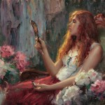 Bryce Cameron Liston, Pray You Love Remember, oil, 16 x 20.