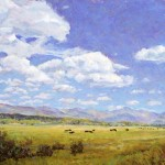 Clive Tyler, Catch a Cloud | Pastel Plein-Air Painter