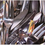 Cutlery by Irene Georgopoulou