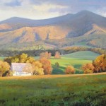 Michael Godfrey, Luray Valley | Oil Plein-Air Painter