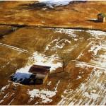 Above Furrowed Fields by Robert Highsmith