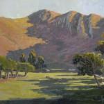 Debra Huse, Aliso Creek Serenity, oil, 16 x 20.