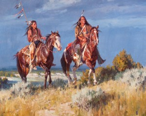 Featured at Trailside Galleries Wyoming