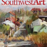 Southwest Art June 2010 cover