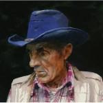 Edwin's Blue Hat by Stan Miller