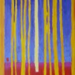 Shaner's Pine, oil, 36 x 24.