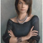 Mia, Portrait of an Artist by Cindy Procious