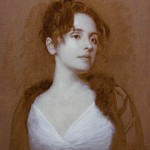 Adrian Gottlieb | Piambura of Heather 3, oil, 20 x 16.