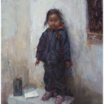 Zoucheng Girl by Barry John Raybould