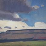High Desert Summer Storm by Ray Roberts