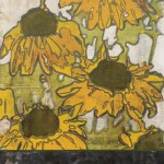 Maura Allen, Summer Harvest, acrylic, 36 x 24.